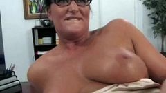 glasses MILF 2 001