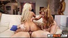 Stepmother and daughter family sex 5 001