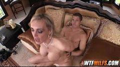 Slutty MILF mothermy excites young stud to fuck Tanya Tate 4