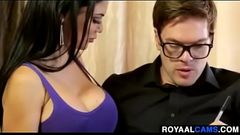 busty milf banged by green card agent - visit at www.royaalcams.com