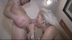 Hot Milf fucks Virgin Boy for the first Time - Watch Part2 on hot69.org
