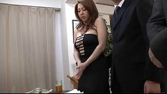Chubby Japanese Wife And Fucked - Watch Part2 on hot69.org