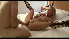 Virgin Asian Boy gets his first Fuck from hot Step Mom