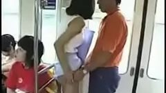 Japanese Grouping - Fun In The Bus - Watch Part2 on hot69.org