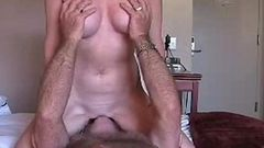 Creampie For Mommy'_s Pussy